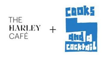 Five Cooks and a Cocktail come to The Harley Café