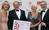 Browns of Holbeck win Visit England Award