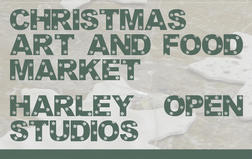 The Christmas Art & Food Market & Harley Open Studios