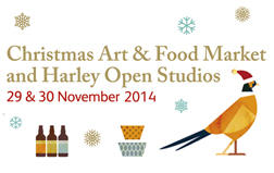 The Christmas Art & Food Market - ARTS PREVIEW