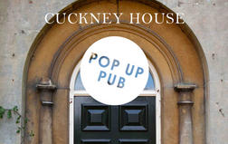Cuckney House Pop Up Pub