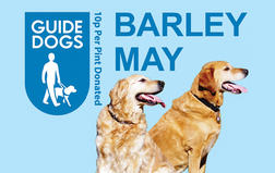 Welbeck Abbey Brewery supports Guide Dogs