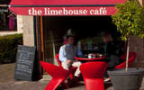 Limehouse Cafe - The Times 30 best places for tea!