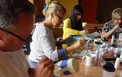 Pottery Classes on the Welbeck estate