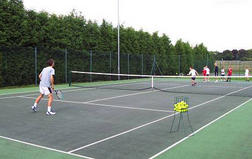 Welbeck Tennis Club 2012 Season