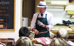 Welbeck Farm Shop Butchery Evening